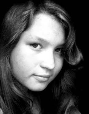 La joven escritora es una de las jóvenes promesas de la literatura.