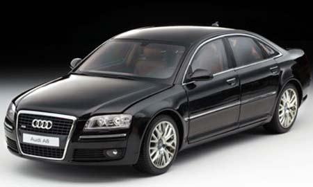 Modelo de coche de la Xunta