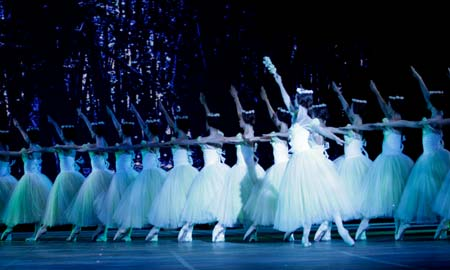 El Ballet Nacional de Cuba representará 'Giselle'.