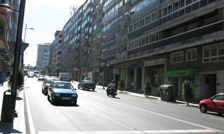 Calle Coruña