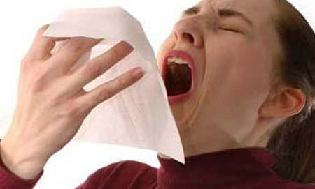 Estornudar será peligroso a partir de la llegada del otoño.