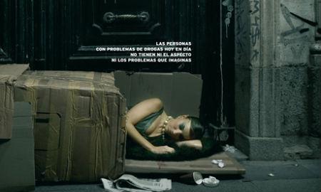 Una de las imágenes de la Fundación de Ayuda contra a Drogadicción