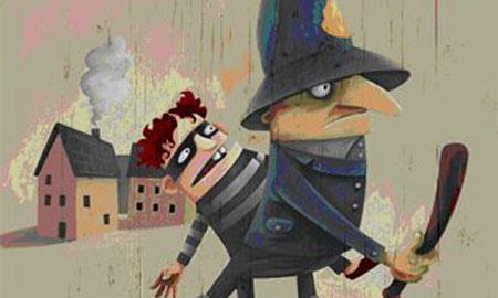 Insinúan que los ladrones son policías