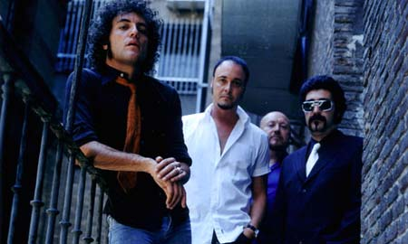 La banda catalana M-Clan.