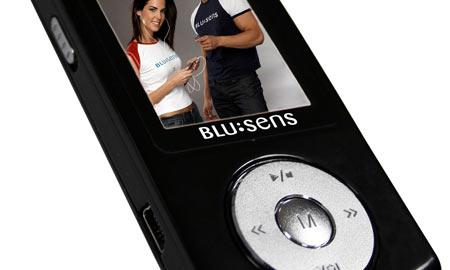 Un MP3 Blu:sens