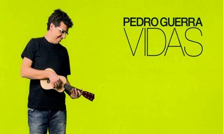 El cantante Pedro Guerra