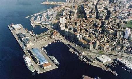 Se han designado 36 millones para el Puerto de Vigo.