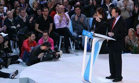Mitin de Rajoy en Vigo