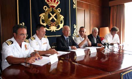 En la regata participarán unos 40 ORC.