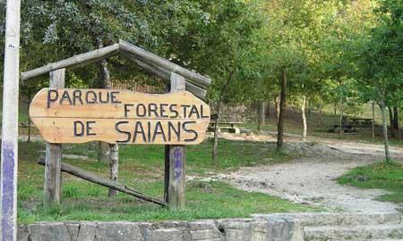 Parque Forestal de Saiáns