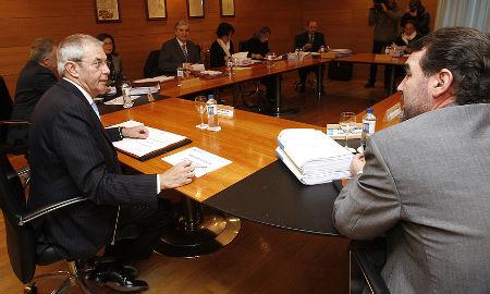 Reunión del anterior gobierno de la Xunta/ S.Pereira