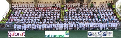 La ED Val Miñor-Nigrán será la que más equipos reúna de la provincia