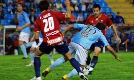Más de 7.000 aficionados acudieron a ver el Celta-Albacete.