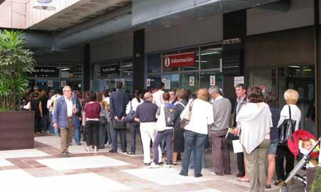 Galicia consiguió reducir esta tasa pese a la crisis