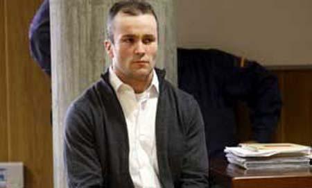 El acusado por el crimen de la calle Oporto, Jacobo Piñeiro.