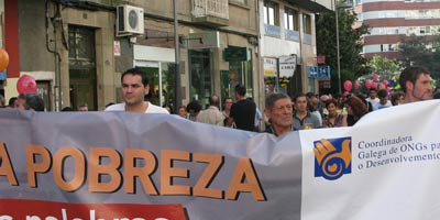 Participaron asociaciones, sindicatos, particulares...