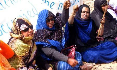 Los saharauis se sienten abandonados a su suerte desde hace 30 años