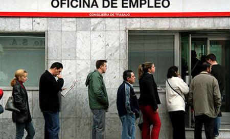 Durante la pr xima hora cinco gallegos se quedar n sin for Oficina inem burgos