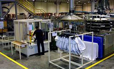 Treves se dedica al textil de la automoción