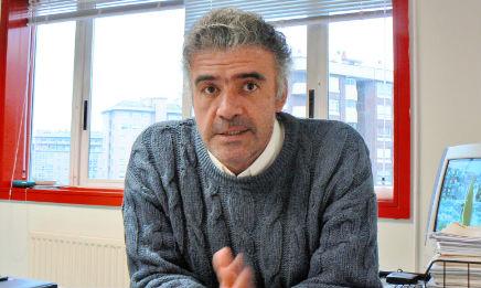 Xerardo Abraldes, secretario comarcal de la CIG en Vigo