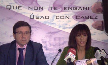 Chus Lago e Font na presentación da campaña do Concello