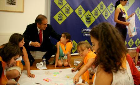 La Diputación abre su sede de Vigo a toda la familia durante la Navidad