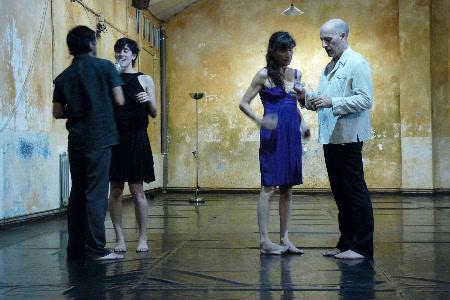 Carmen Werber es asidua al Teatro Ensalle
