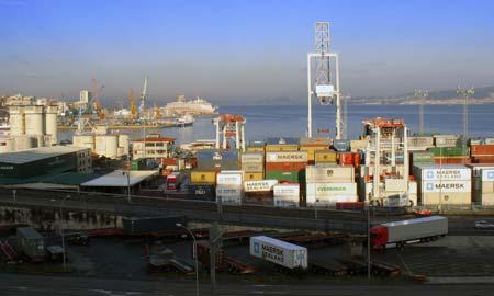 Vigo ya perdió el 10% de las descargas de congelado por las demoras.