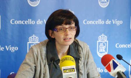 A concelleira de Igualdade Iolanda Veloso