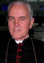El obispo filonazi Willianson vuelve a negar el Holocausto