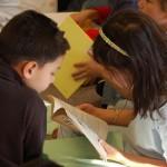 Nenos franceses e portugueses farán o Camiño a través de contos populares