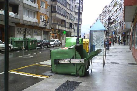 Xynthia deixa Pontevedra para irse á Coruña