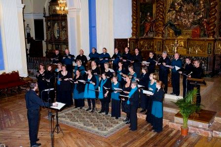Las corales de Vigo demostraron cómo se hace música, en el II Certamen de la Diputación