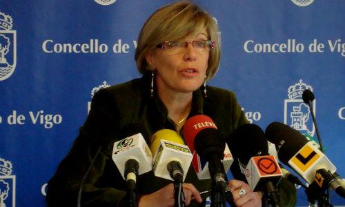 María Mëndez, concelleira de Benestar