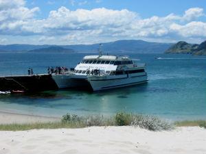 Mar de Ons ofrece rutas entre Vigo y Cíes desde mañana y hasta el domingo por 14 € para adultos y 7 € para niños
