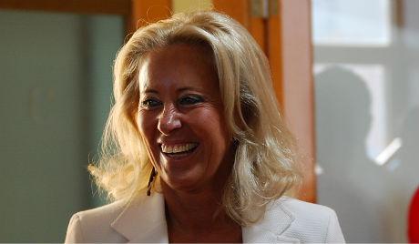 Corina Porro, presidenta de la Autoridad Portuaria de Vigo