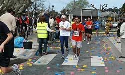 Más de 3.500 personas inscritas en la Vig-Bay 2010