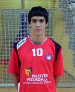 O xogador do Octavio Pablo Cacheda, convocado para a selección española xuvenil