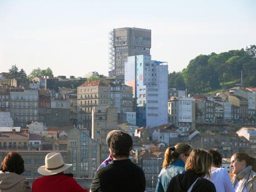Vigo ofrecerá rutas guiadas en barco por la ría a los cruceristas