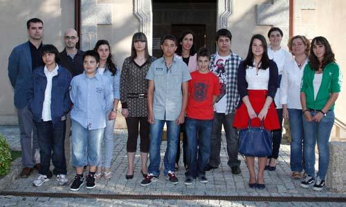Vigo, Moaña e A Coruña arrasan no Premio Literario Escolar de Caixanova