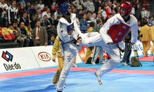 Galicia, campiona de España sub 21 de taekwondo por equipos