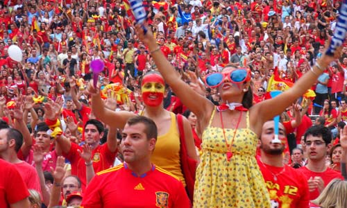 El Mundial nos ha hecho muy felices… al menos al 58% de los gallegos