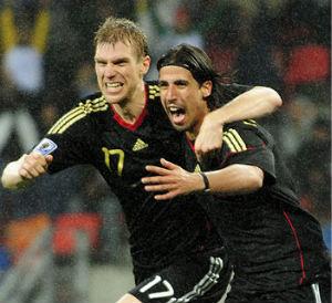 Alemania se lleva una inmerecida tercera plaza contra unos uruguayos que merecieron mucho más (2-3)
