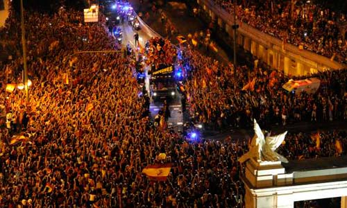 Un millón de españoles se resisten a despertar de este sueño