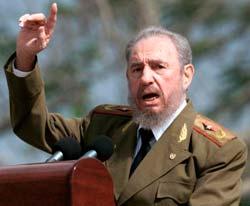 Fidel Castro ya está para otra