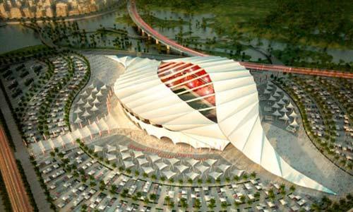 Qatar apuesta por el aire acondicionado para jugar un Mundial a casi 50 grados