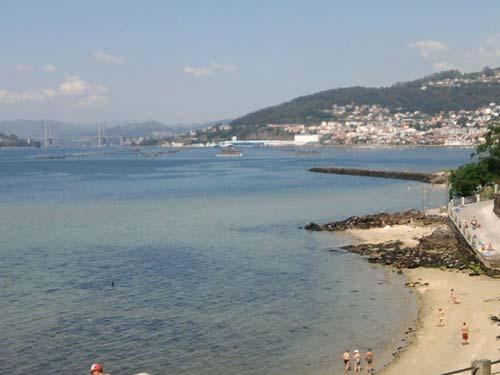 Paraíso en la ría de Vigo
