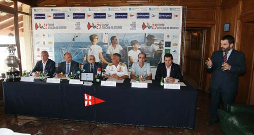 El Trofeo Príncipe de Asturias cumple sus bodas de plata