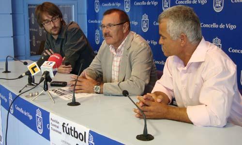 Coruxo e Lobelle, un cara a cara no Cidade de Vigo de fútbol sala