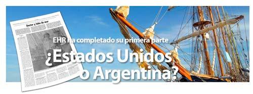 ¿Qué prefieres, Estados Unidos o Argentina?